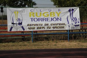 Torrejon RC VS Big Mat Tabaneras Lobos